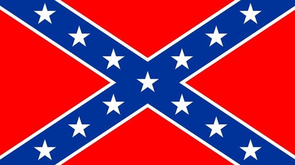 Original Confederate flag