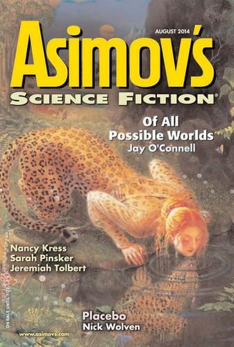 Asimov's, August 2014