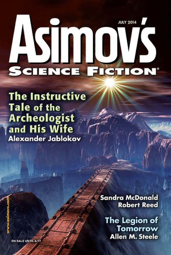 Asimov's, July 2014