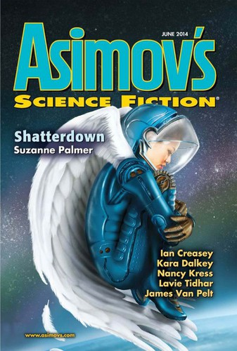 Asimov's, June 2014