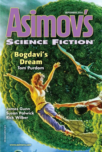 Asimov's Science Fiction - September, 2014