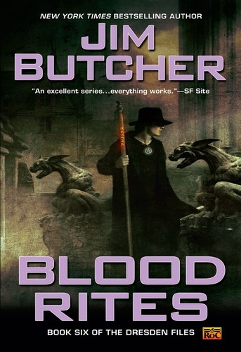 Blood Rites Cover Art