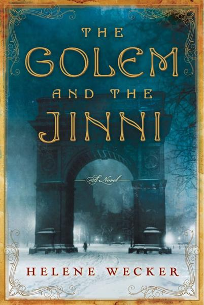 Golem and Jinni covert art