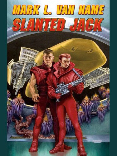 Slanted Jack Cover Art