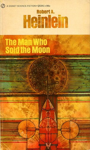 The Man Who Sold the Moon Cover Art