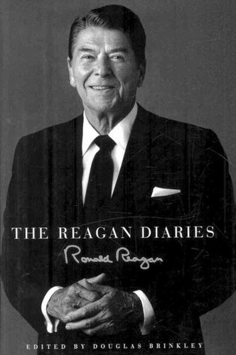 The Reagan Diaries Cover Art