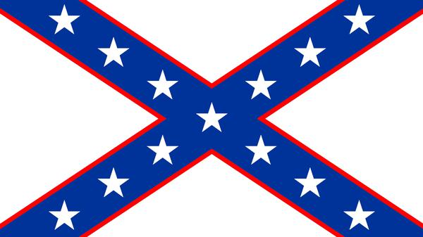 Redesigned Southern flag, attempt 2