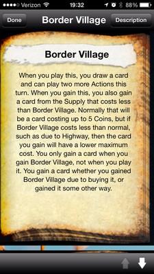 DominionVault: Card FAQ